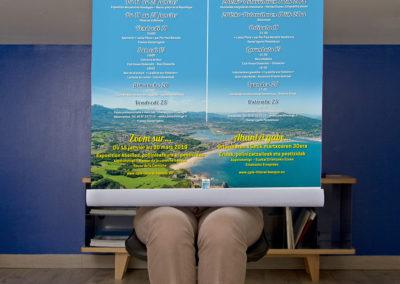 Affiche Office de tourisme d'Hendaye