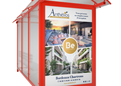 Affiche grand format – Be chartrons